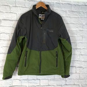 Columbia Jacket Men's Omni-Heat Full Zipper Coat